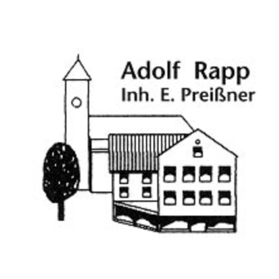 Adolf Rapp Mode